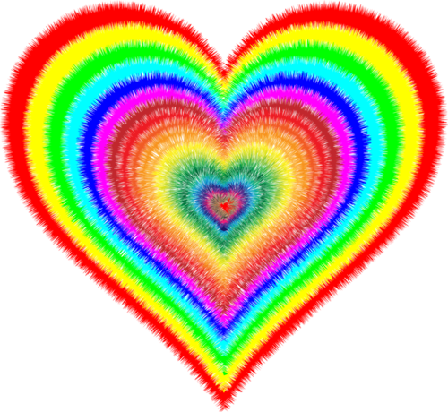 Rainbow Love Energy