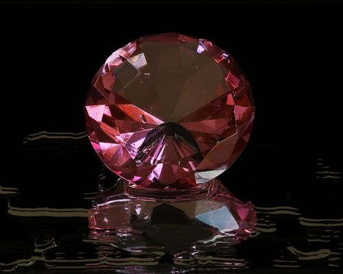 Pink Star Diamond Energy System